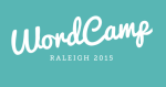 Screenshot of WordCamp Raleigh logo
